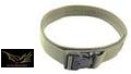 FLYYE 2 inch Duty Belt w/ Security Buckle(Size M)(Ranger Grey)