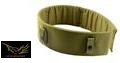 FLYYE 2 Paded inch Belt Pad(Khaki)