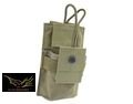 FLYYE INDUSTRIES Short Radio Pouch (Ranger Green)