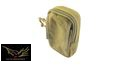 FLYYE EDC Small Waist Pack For MOLLE System(Coyote Brown)