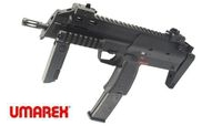 UMAREX H&K MP7A1 Fiber GBB Submachine Gun (by KWA)(Black)