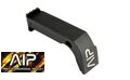 AIP Aluminum Magazine Catch For KSC Glock (Black)
