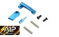 AIP Adjustable Magazine Catch & Release For Hi-Capa 5.1(Blue)
