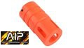AIP 23mm Plastic Flash Hider For AK Series(Orange)