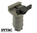 DYTAC Nylon  TD Style Fore Grip - Short (Foliage Green)