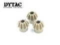 DYTAC Economic Ver Steel Motor Pinion Gear D Shape (3 pcs)