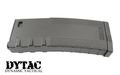 DYTAC Polymer 120rd Invader Mag for M4 AEG ( Black )
