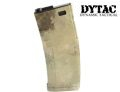 DYTAC WT21 Water Transfer 120rd Invader Mag for M4 AEG (A-Tacs)