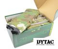 DYTAC Water Transfer 120rd Invader Mag 5pcs Box Set(Multi-cam)