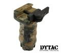 DYTAC Nylon Water Transfer TD Foregrip (Short)(Digital Woodland)