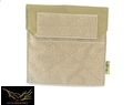 Flyye Nylon Administrative Storage Pouch(Coyote Brown)
