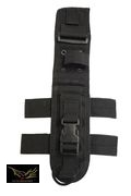 Flyye Cordura Long Knife Pouch (Black)