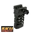 5KU Metal Quick Detach Ultralight Vertical Foregrip(Black)