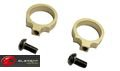 "Element Aluminum Light Mount Rings(0.760"")(TAN)"