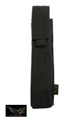 Flyye Cordura Single P90 / UMP Magazine Pouch (Black)