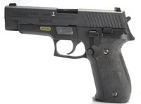 HK3 Metal 226 NAVY Airsoft Gas Blow Back Pistol (Marking)