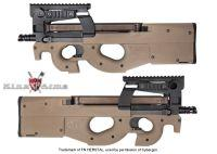 King Arms FN P90 Tactical AEG (Dark Earth)