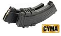 CYMA 1000rd Electric Winding Dual Magazine for AK AEG (AAA x3)