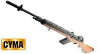 CYMA M14 Wood Texture ABS Body Airsoft AEG (CM032)