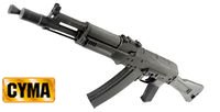 CYMA Metal AK105(Folding Stock)(CM047D)(Black)