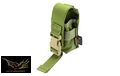 FLYYE Cordura Flashlight Pouch (Olive Drab)