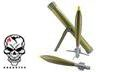 Hakkotsu 70mm Hades Arrow Mortar Rocket Set(Olive Drab)