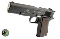 Contrast of WE's seven New AirSoft gun in Tiger111hk WE-GSG-1911-2MAG-1
