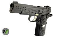 Contrast of WE's seven New AirSoft gun in Tiger111hk WE-GSG-KNIGHT-BK-1