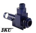 5KU CNC Hop-Up Chamber For Marui AEG M4 - Blue