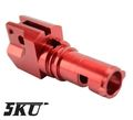 5KU AEG CNC Hop-Up Chamber For Marui G36 -Red