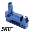 5KU CNC Hop-Up Chamber For Marui AK47-Blue