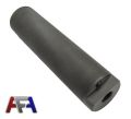 Army Force 145mm Steel Silencer w/ Fluorescent-Black