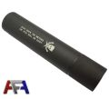 Army Force 175mm  Steel QD Silencer w/ Marking-Black