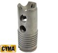 CYMA Steel Strike Flash Hider - Grey Sale