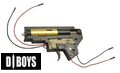D-Boys Metal 7mm Front Wiring Gearbox For M4/ M16(Version 2)