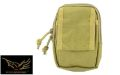 FLYYE Cordura EDC Small Bag (Khaki)