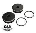 G&D DTW Tube Replacement Parts For DTW AR15 - Black