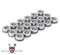 King Arms Steel Bearing Bushing (18 Pcs Bulk Pack)