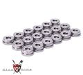 King Arms 7mm Oilless Metal Bushing (18 Pcs Bulk Pack)