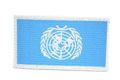 King Arms UN Flag Embroidery Patch