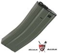 King Arms 450 Rounds Magazine for Marui M16 series-Olive Drab