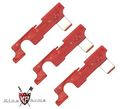 King Arms Selector Plate for M4 Ver.2 Gear Box (3 Pcs Bulk Pack)