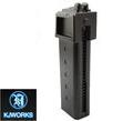 KJ Works 29rds CO2 Metal Magazine For KC-02 GBB (Black)