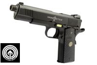 Socom Gear Viking Tactics Pro. Training 1911 GBB Pistol(Black)