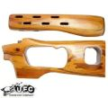 UFC Wooden Handguard & Stock for A&K SVD  Rifle (Plywood)