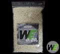 WE 0.20g Competition Match Grade series 4000-rd BB pack