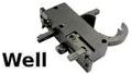 WELL MB01 Metal Trigger Assembly For L96 Type Sniper