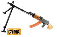 CYMA Real Wood Full Metal RPK AEG(Folding Stock)(CM052S)