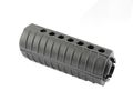 E&C Nylon M4 Handguard for AEG (Black)