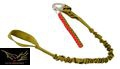 FLYYE 30inch Safety Lanyard(Coyote Brown)